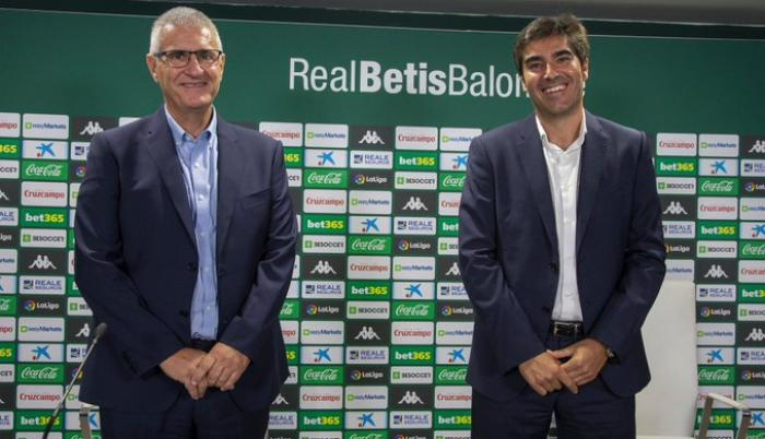 Antonio Cordón Real Betis España