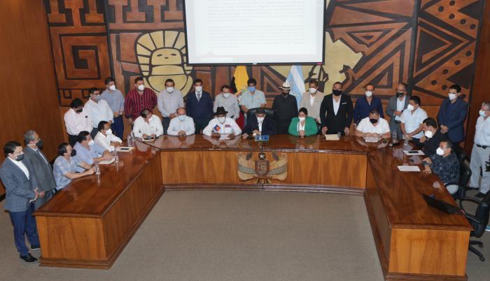 REUNIÓN DE AME REGIONAL EN GUAYAQUIL