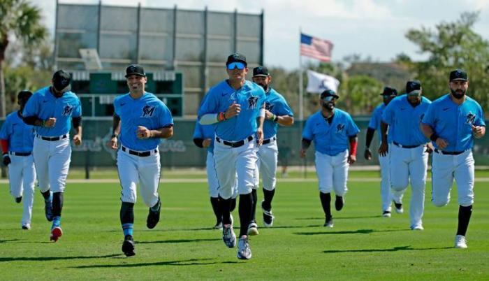 beisbol-Marlins