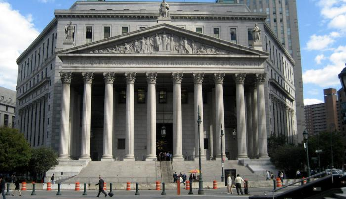 Corte del Distrito sur de Nueva York