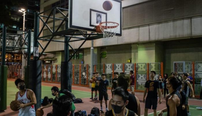NBA escuelas China