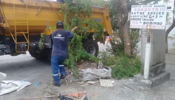 camiones municipio