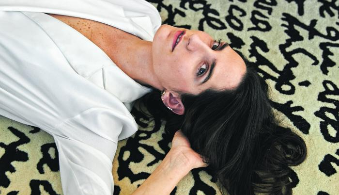 Valentina Mosquera, diseñadora de interiores.