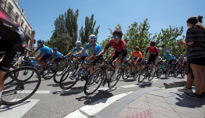 Richard Carapaz Ineos Vuelta a Burgos
