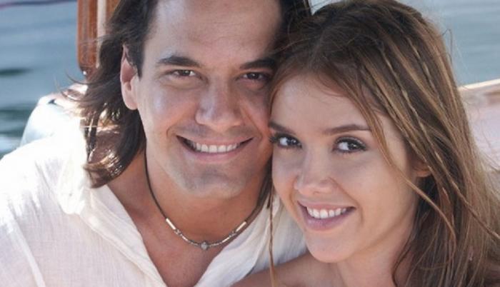 Mario Cimarro y Marlene Favela