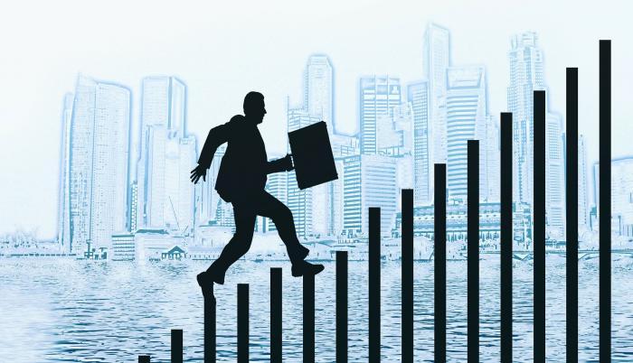 El emprendimiento contribuye al fortalecimiento de las cadenas de valor.
