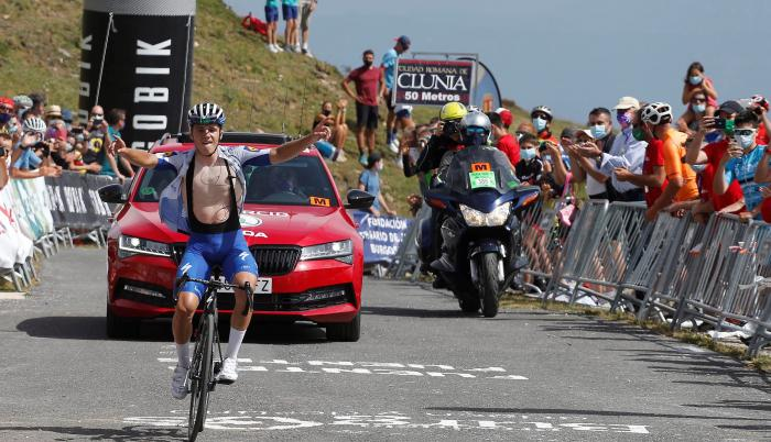 Evenepoel Vuelta a Burgos campeón