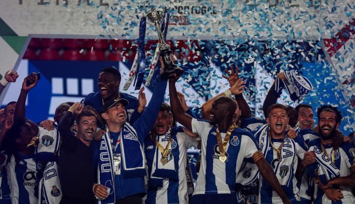 Oporto Portugal fútbol