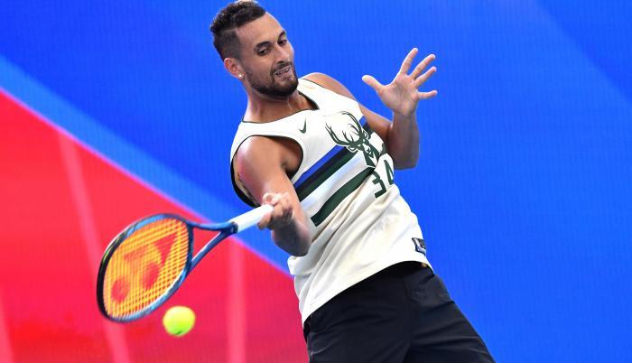 Nick Kyrgios tenis Australia