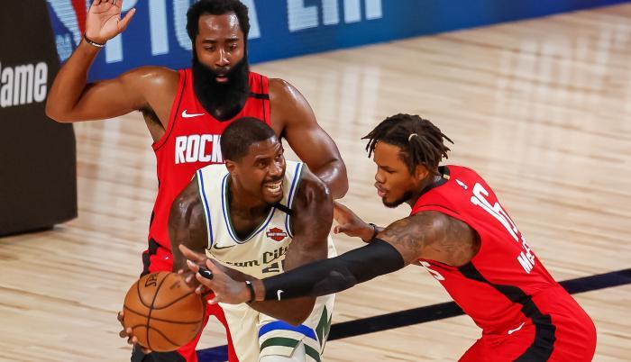 Milwaukee Bucks Rockets