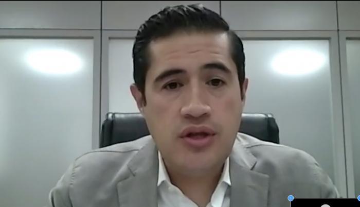 Richard Martínez renegociación de China.