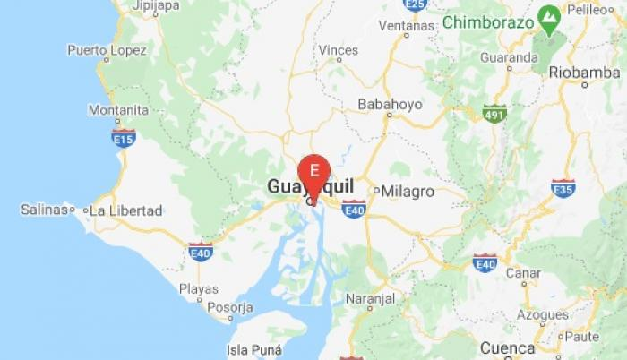 sismo guayaquil