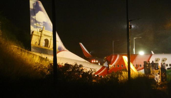 Accidente aéreo India