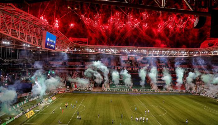 Palmeiras-campeón