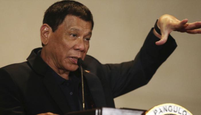 Filipinas-Rodrigo Duterte-Coronavirus