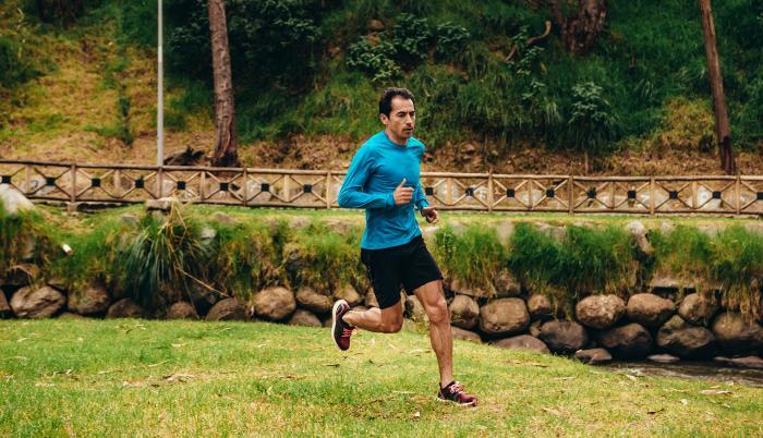 Byron Piedra atletismo Ecuador