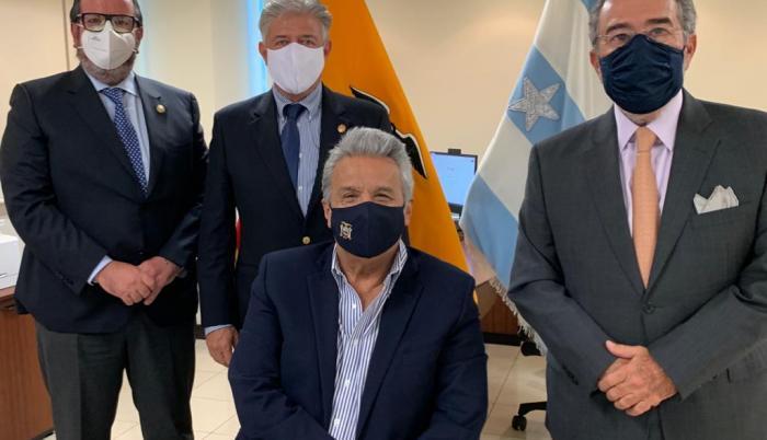 Moreno y Junta