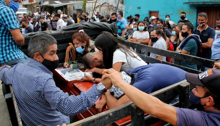 Qué hay detrás de las masacres en Colombia?