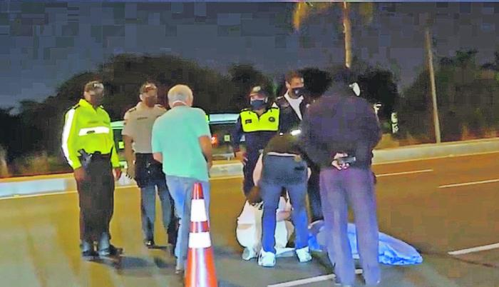 El ciclista murió la noche del 17 de agosto, en la vía a Samborondón.