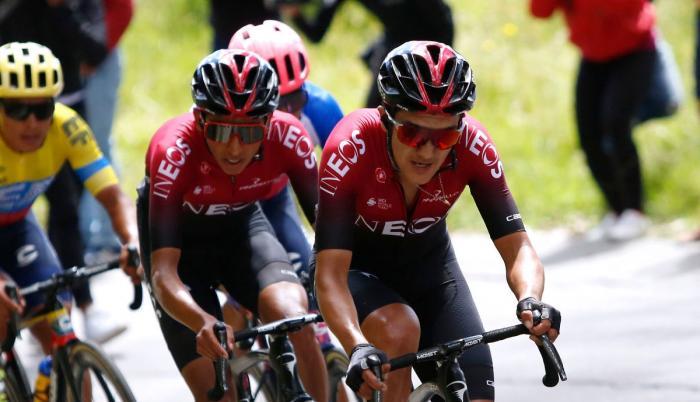 Richard-Carapaz-Egan Bernal-ciclismo-TuordeFrancia