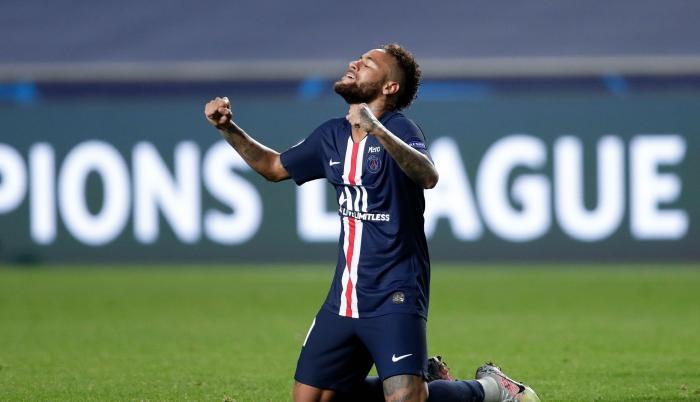 Neymar+PSG+Champions+League