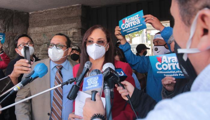 Elecciones- CNE- Correa- candidatos