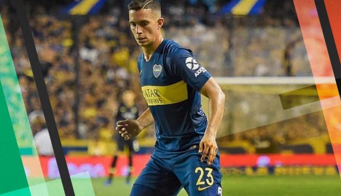 Iván Marcone Boca Juniors