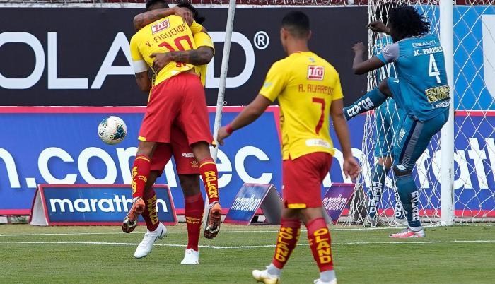 Aucas+El+Nacional+Fútbol