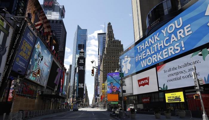 manhattan-vacio-nueva-york-coronavirus-turismo