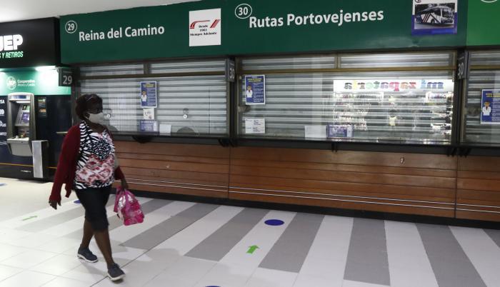 Ruta a Portoviejo