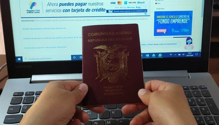 Pasaporte- vigencia- ecuatorianos- exterior