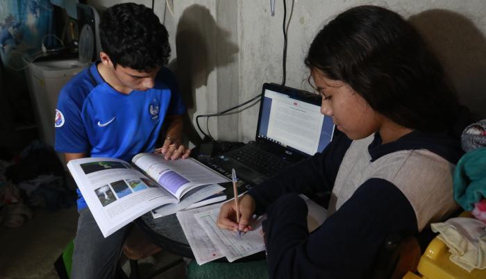 Educación no presencial_Clases en la Costa_2020
