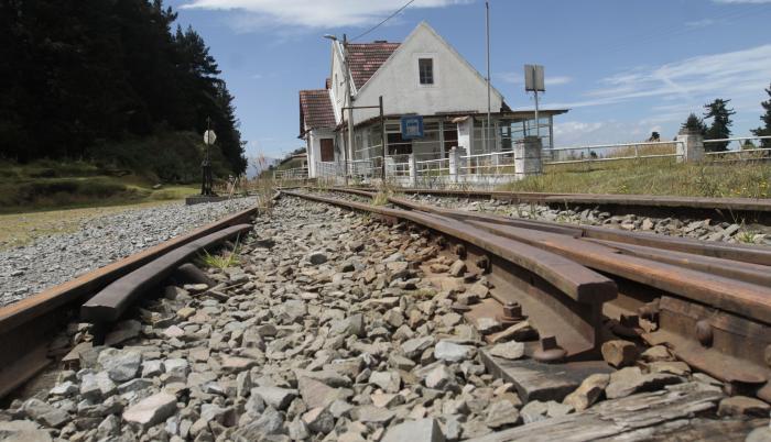 Tren-Machachi-Abandono