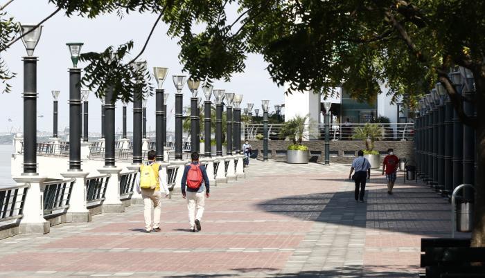 El contrato incluye en sus zonas al Puerto Santa Ana, que tampoco tiene seguridad privada hoy.