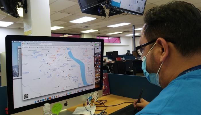 Google Maps tiene ahora herramientas para el ciudadano de Guayaquil.