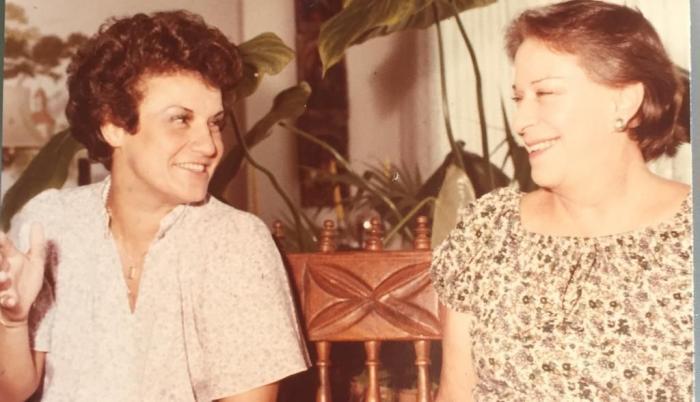 Patricia González y Chabuca Granda