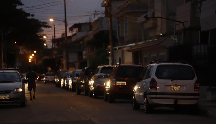 carros robo parqueaderos