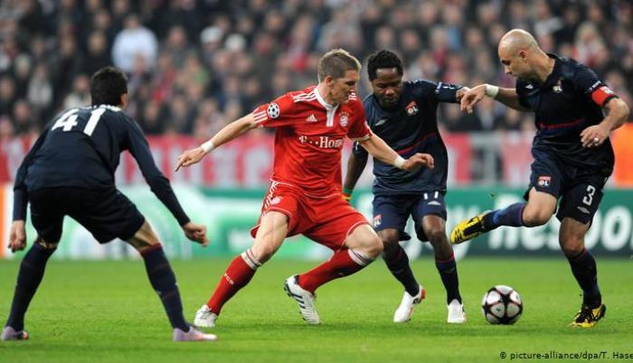 PSG-Bayern Munich