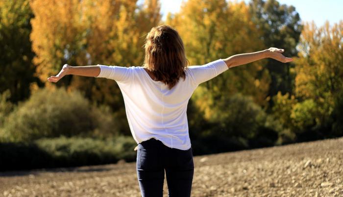 La gratitud ayuda a enfrentar los problemas de la vida cotidiana.