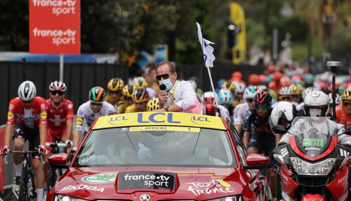 Christian Prudhomme director Tour de Francia