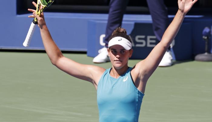 Jennifer Brady semifinales US Open