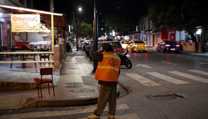 Inseguridad en Miraflores