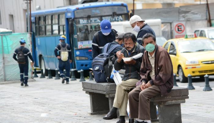 Los indicadores de COVID-19, en Quito, presentan una leve baja.