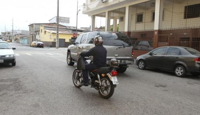 robo Guayaquil