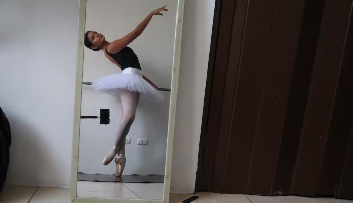 maria paula bailarina