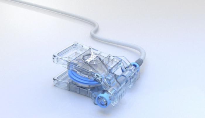 human power ventilator