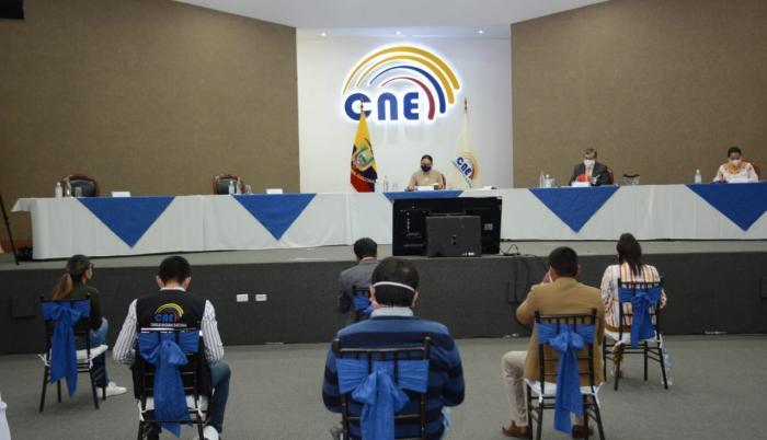 Convocatoria- CNE- elecciones