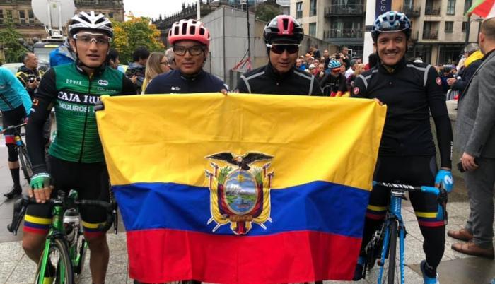 Mundial-ciclismo-tricolor-Carapaz-Caicedo-Cepeda