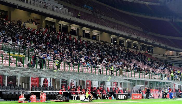 Italia Serie A Estadios