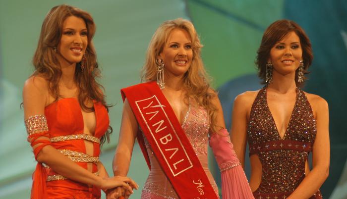 Miss Ecuador 2005